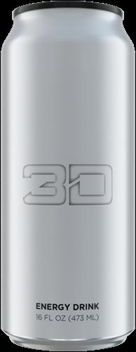 3D Energy Chrome (1 x 473 ml)