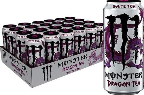 Monster Energy Dragon Tea White Tea (24 x 458 ml)