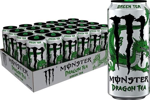 Monster Energy Dragon Tea Green Tea (24 x 458 ml)