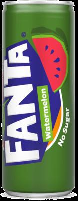 Fanta Zero Watermelon (12 x 250 ml)