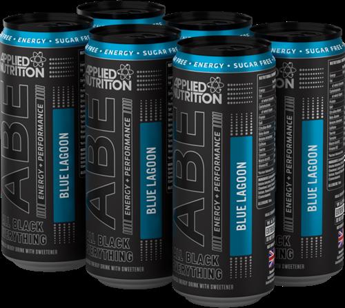 ABE Energy + Performance Blue Lagoon (24 x 330 ml)