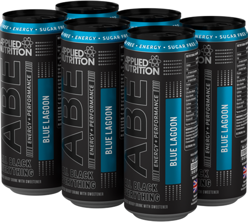 ABE Energy + Performance Blue Lagoon (6 x 330 ml)