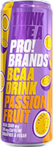 AminoPro Drink Passion Fruit (1 x 330 ml)