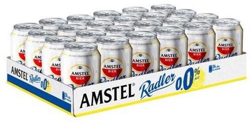 Amstel Radler 0.0% (24 x 330 ml)