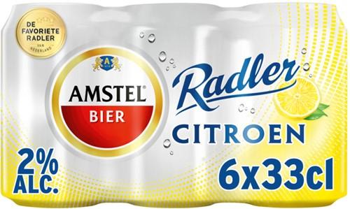 Amstel Radler 2% (6 x 330 ml)