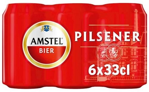 Amstel (6 x 330 ml)