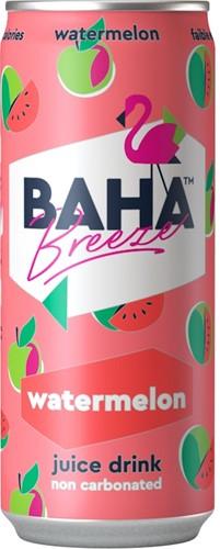 Baha Breeze Watermelon (12 x 330 ml)