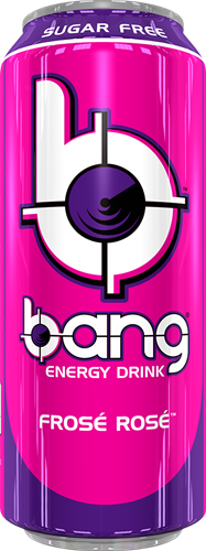 Bang Energy Frosé Rosé (1 x 500 ml)