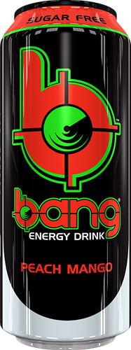 Bang Energy Peach Mango (1 x 500 ml)