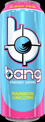 Bang Energy Rainbow Unicorn (1 x 500 ml)