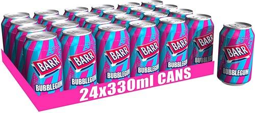 Barr Bubblegum (24 x 330 ml)
