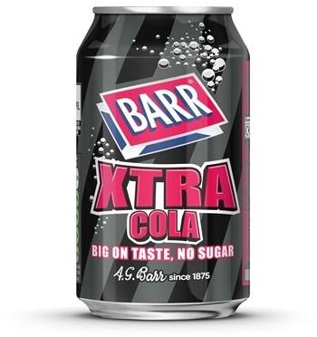 Barr Xtra Cola (24 x 330 ml)