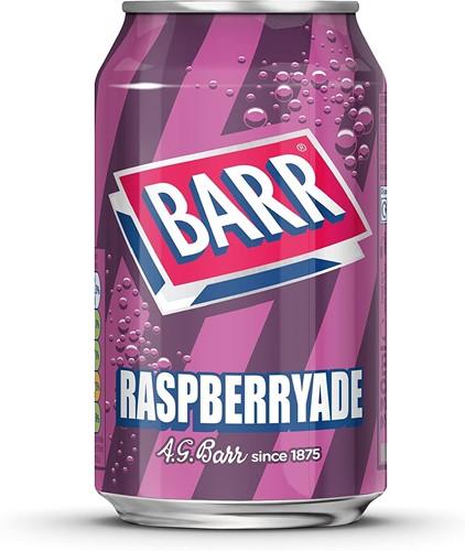 Barr Raspberry (24 x 330 ml)
