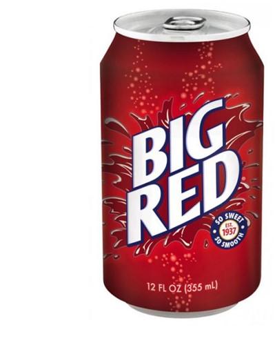 Big Red Soda (12 x 355 ml)