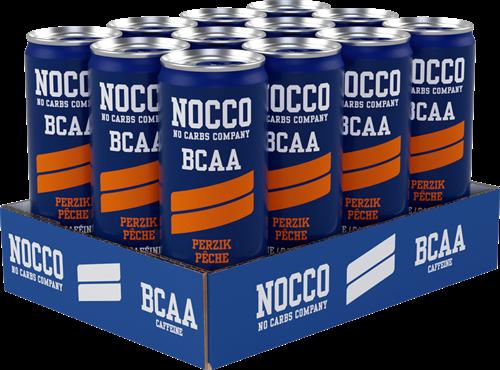 Nocco BCAA Peach (12 x 250 ml)