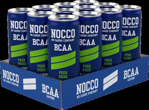 Nocco BCAA Pear (12 x 330 ml)