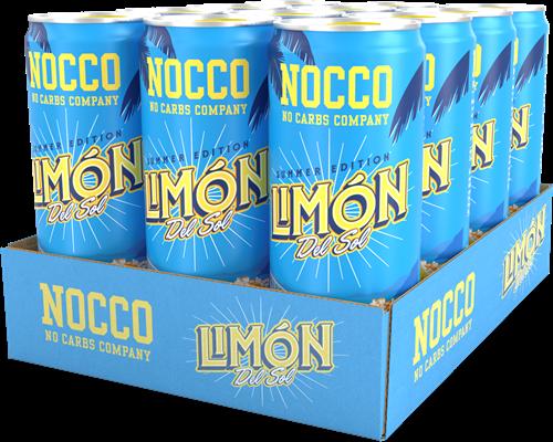 Nocco BCAA Limon (12 x 330ml)