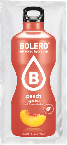 Bolero Classic Peach (12 x 9 gr)