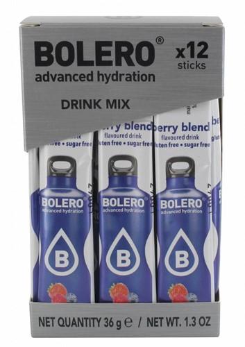 Bolero Sticks Berry Blend (12 x 3 gr)