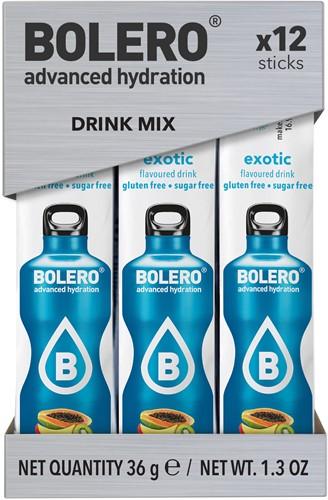 Bolero Sticks Exotic (12 x 3 gr)