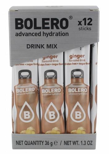 Bolero Sticks Ginger (12 x 3 gr)