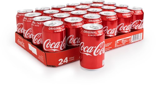 Coca Cola Original (24 x 330 ml)
