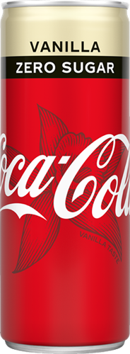 Coca Cola Zero Vanilla (24 x 250 ml)
