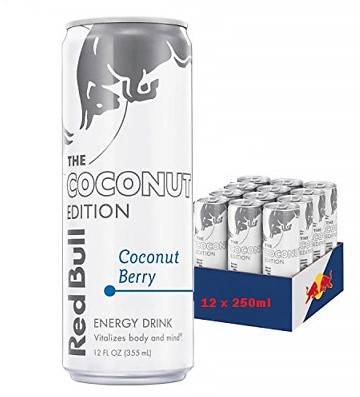 Red Bull Coconut Berry (12 x 250 ml)
