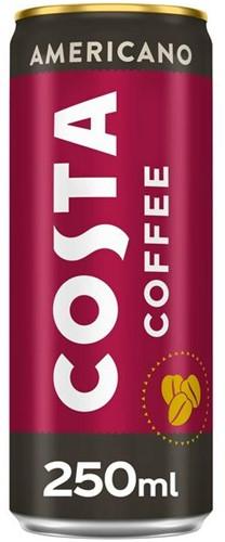 Costa Coffee Americano (12 x 250 ml)