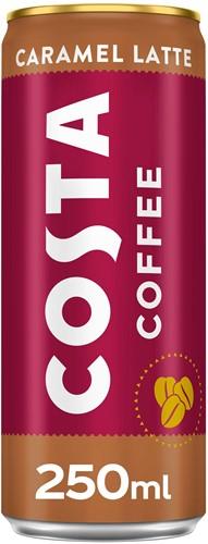 Costa Coffee Caramel Latte (12 x 250 ml)