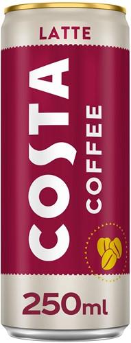 Costa Coffee Latte (12 x 250 ml)