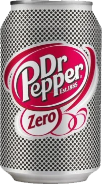 Dr Pepper Zero (24 x 330 ml)
