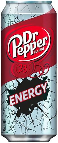 Dr Pepper Energy (24 x 250 ml)