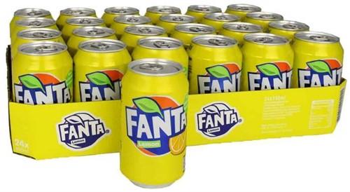 Fanta Lemon (24 x 330 ml)