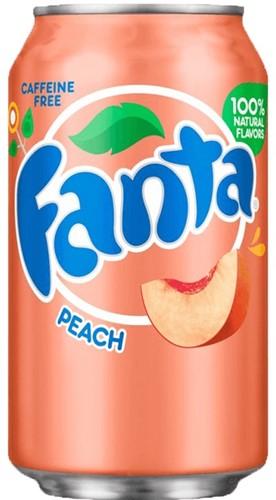 Fanta USA Peach (12 x 355 ml)