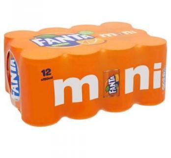 Fanta Orange Mini (8 x 150ml)