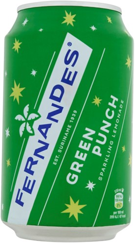 Fernandes Green Punch (12 x 330 ml)