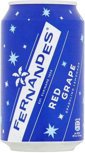 Fernandes Red Grape (12 x 330 ml)