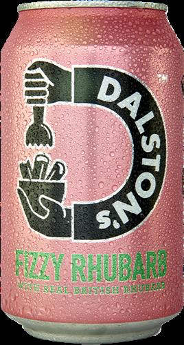 Dalstons Fizzy Rhubarb (1 x 330 ml)