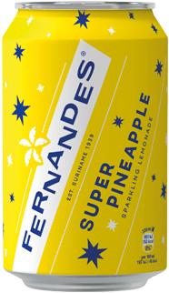 Fernandes Super Pineapple (12 x 330 ml)