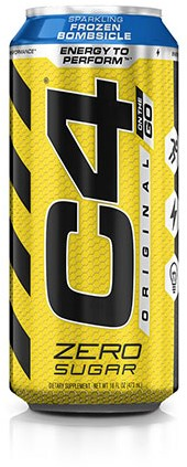 C4 Carbonated Frozen Bombsicle (1 x 473 ml)