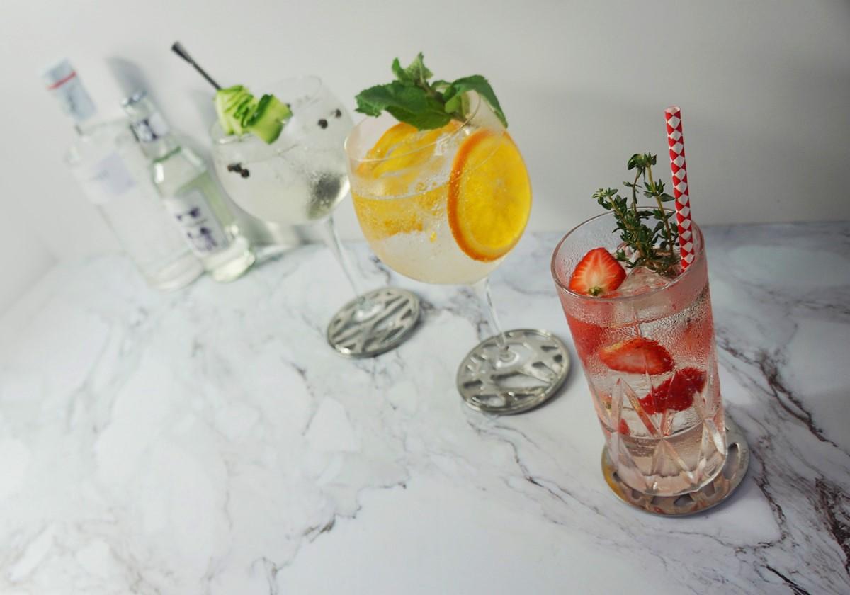 Gin Tonic top 5