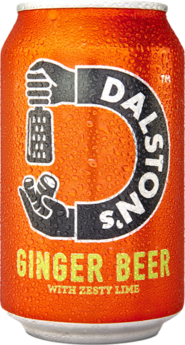 Dalstons Ginger Beer (1 x 330 ml)
