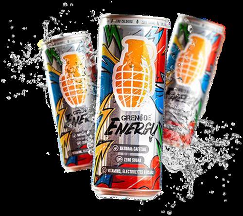 Grenade Energy Drink (12 x 330 ml)