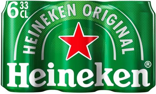 Heineken (6 x 330 ml)
