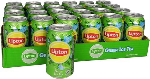 Lipton Ice Tea Green (24 x 330 ml)
