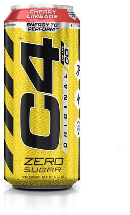 C4 Carbonated Cherry Limeade (1 x 473 ml)