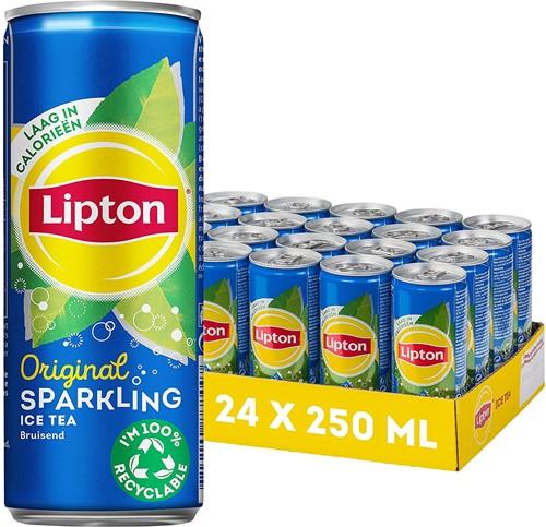 Lipton Ice Tea Sparkling Original (24 x 330 ml)