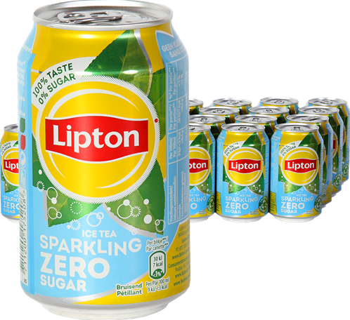 Lipton Ice Tea Zero (24 x 330 ml)