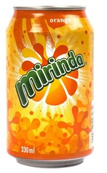 Mirinda Orange (24 x 330 ml)